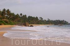 пляж Амбалангоды