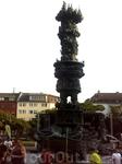 Фонтан -Историческая колонна