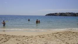 Пляж Палма Нова.