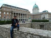 Дворцовый комплекс в Будапеште