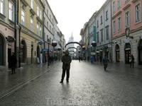 Флорианская улица - дорога королей