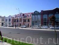 Европейский Самарканд.Город после реконструкции