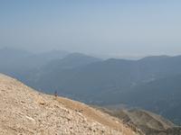 гора Тахталы,2365м над уровнем моря