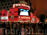 Фримонт-стрит в Лас-Вегасе