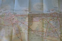 Карта Дубаи по районам