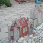 Крепость детская в парке развлечений 5.