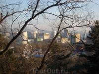 парк города Янцзы