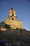 Часовая башня в старом городе Родос. С которой открываются незабываемые виды на старый город и порт Родоса