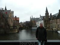 Каналы Брюгге2
