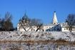 Затем поехали в Кремль. Погода стояла великолепная – яркое солнце и легкий морозец.
