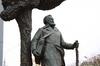 Фотография Памятник Язэпу Дроздовичу
