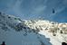 Это и есть самая большая гора Арльберга- Валлуга. Старт самых захватывающих трасс вот отсюда. А туда наверх с лыжами уже не пускают. Там смотровая площадка и метеостанция. Вид сумасшедший!