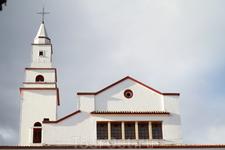Католическая церковь на горе Монсеррате