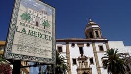 Ronda - Iglesia de la Merced