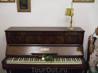 Вальдемоса. Пианино Шопена
