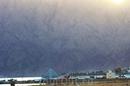 Это знаменитая стеклянная пирамида в порту Нувейбы