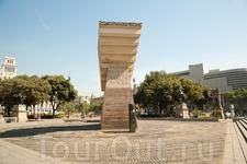 Площадь Каталонии,Барселона