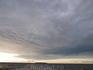 8 часов вечера. Домой. Вид на Кий-остров с катера