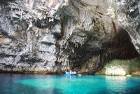 Озеро Мелиссани и пещера Дрогарати