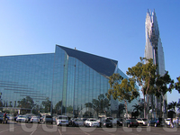 Garden Grove. Crystal Cathedral.