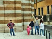 Флоренция. у кафедрального собора