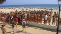 Рота,пляж