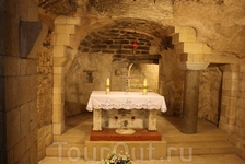 Дом Иосифа и Марии в Назарете