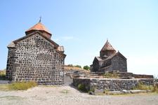 Церкви Сурб Аракелоц и Сурб Аствацацин (871-874) сохранились до наших дней. Это небольшие трехапсидные крестово-купольные церкви. Отличает их характер ...