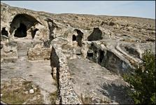 Уплисцихе – это первый грузинский пещерный город, который упоминается во многих летописях этой удивительной страны. Чего только не видели эти древние стены ...
