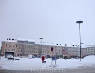 Центральная площадь и ТЦ