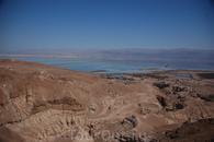 Панорамная стоянка по дороге на Мертвое море