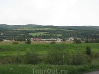 Местность Словакии.