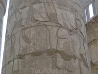 Карнак — египетская деревня в двух с половиной километрах к северу от Луксора, на месте древнеегипетских Фив. Она занимает примерно половину территории великого храма Амона — Ипет-Исут (Опет, Opet), к