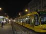 трамвай в будапеште Максимальная длина состава достигает 54 метров.