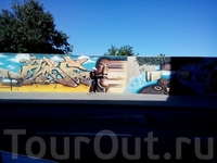 Граффити в Фигейрасе
