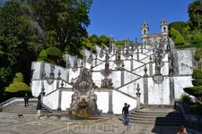 лестница святилища