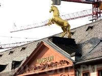 Золотая лошадка