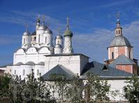 Боровский Пафнутьевский Монастырь Рождества Богородицы