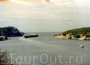 Бухта Сантьяго-де-Куба