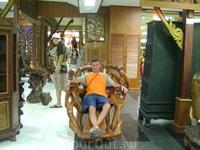 22 декабря 2010. Канчанабури. Woodcraft Center.