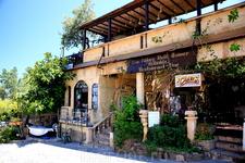 Ресторанчик рядом с крепостью