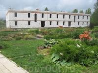 Николо-Косинский монастырь. Строится новый корпус