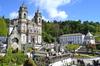 Святилище Bom Jesus do Monte в г.  Braga