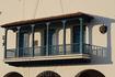 с этого балкона Муниципалитета, выходящего на главную площадь Сантьяго-де-Куба – парк Сеспедеса, утром 1 января 1959 года вышел глава партизан Фидель Кастро ...