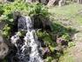 Ручей с минеральной водой