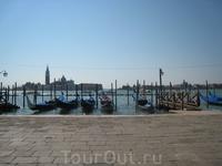 Венеция... парковка