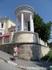 Дача «Милос» в Феодосии получила своё название из-за копии скульптуры Венеры Милосской, которая находится в беседке-ротонде у ограды дачи.