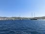 Залив Гюмбет - место старта нашей прогулки на яхте.
