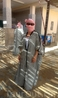 костюм Сахары