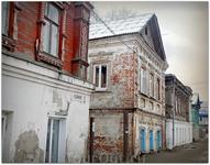 Городская застройка 19 века.